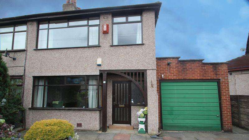 3 Bedrooms Semi Detached House for sale in Eskdale Avenue, Marland, Rochdale OL11 3JU
