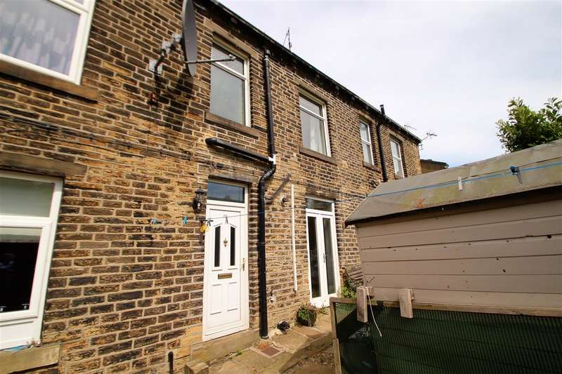 2 Bedrooms Terraced House for sale in Finkle Street, Boulderclough, Sowerby Bridge