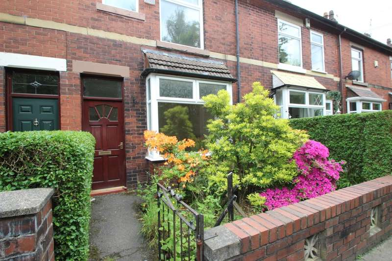 3 Bedrooms Terraced House for rent in Fold Road, Manchester, M26