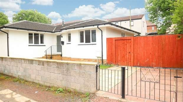 3 Bedrooms Detached Bungalow for sale in West Main Street, Armadale, Bathgate, West Lothian