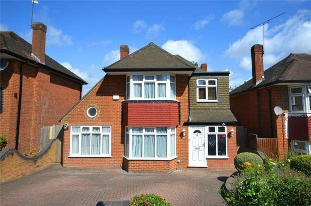 4 Bedrooms Detached House for sale in Sudbury Court Road, Harrow, Middlesex