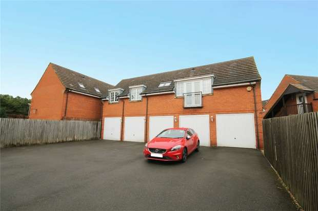 2 Bedrooms Flat for sale in Shorts Avenue, Shortstown, Bedford