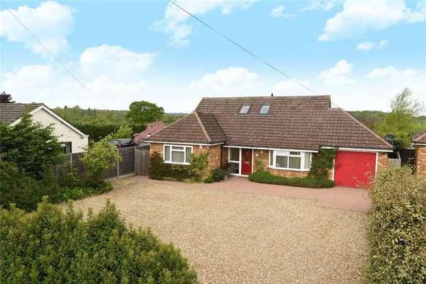 4 Bedrooms Chalet House for sale in Hookhams Lane, Renhold, Bedford