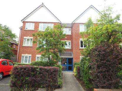 2 Bedrooms Flat for sale in Jubilee Court, 43 Victoria Road, Birmingham, West Midlands