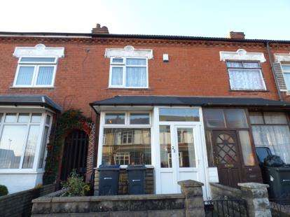 2 Bedrooms Terraced House for sale in Reddings Lane, Tyseley, Birmingham, West Midlands