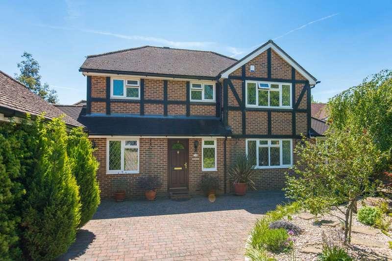 5 Bedrooms Detached House for sale in Scriveners Close, Hemel Hempstead, Herts