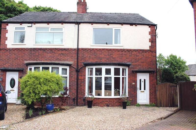 2 Bedrooms Semi Detached House for sale in Bracondale Avenue, Smithills