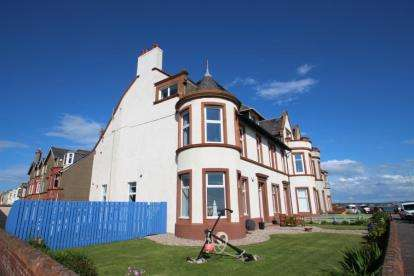 1 Bedroom Flat for sale in Titchfield Road, Troon