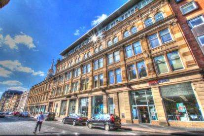 1 Bedroom Flat for sale in Ingram Street, Glasgow