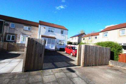 3 Bedrooms End Of Terrace House for sale in Rowallan Green, Glenrothes