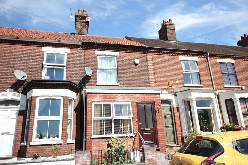 3 Bedrooms Terraced House for sale in De Caux Road, Norwich