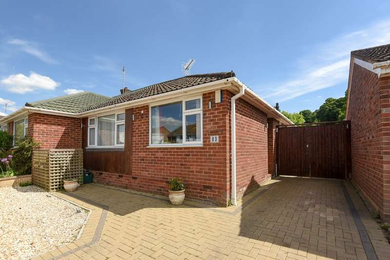 3 Bedrooms Semi Detached Bungalow for sale in Charlton Kings