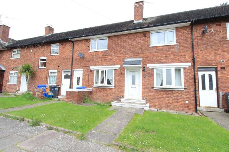 3 Bedrooms Terraced House for sale in Lowedges Crescent