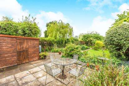 3 Bedrooms Detached House for sale in Sapcote Road, Burbage, Hinckley, Leicestershire