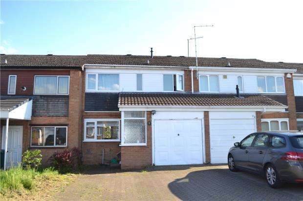 3 Bedrooms Terraced House for sale in Brierley Road, Henley Green, Coventry, West Midlands