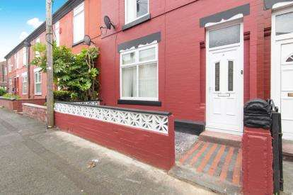 3 Bedrooms Terraced House for sale in Leybourne Avenue, Manchester, Greater Manchester, Uk