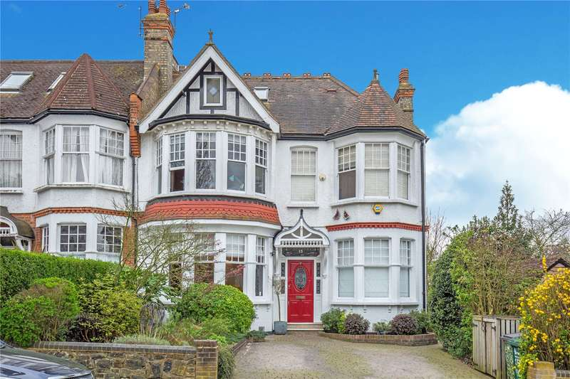 6 Bedrooms Semi Detached House for sale in Victoria Avenue, Church End, Finchley, N3