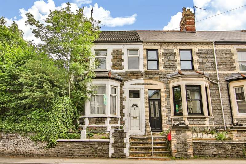 3 Bedrooms End Of Terrace House for sale in Cardiff Road, Llandaff, Cardiff
