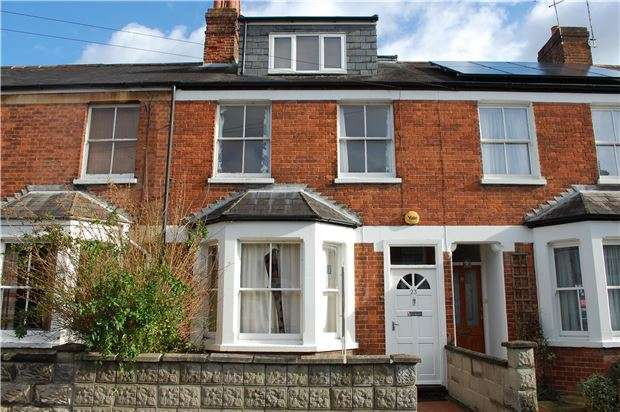 5 Bedrooms Terraced House for sale in Hill View Road, Oxford, OX2 0DA