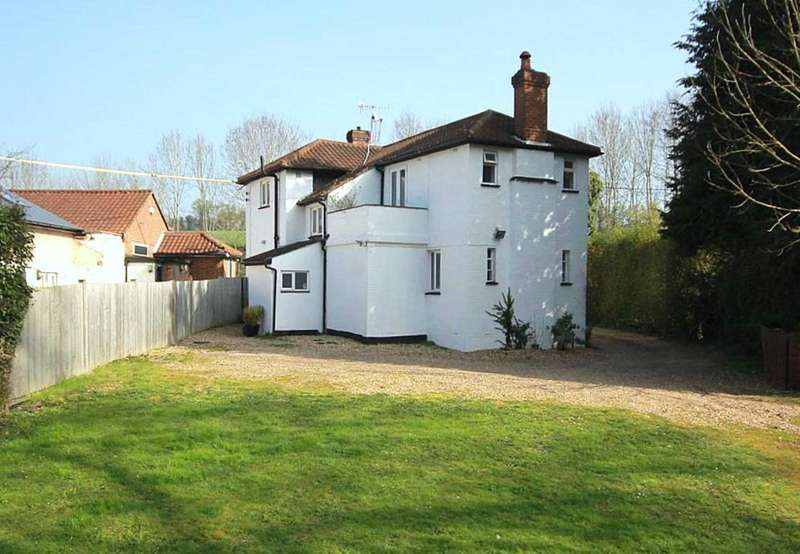 3 Bedrooms Detached House for sale in 3 double BED 1930`s DETACHED CHARACTER property