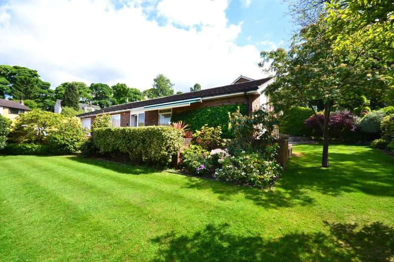 3 Bedrooms Detached Bungalow for sale in Springhill, Macclesfield