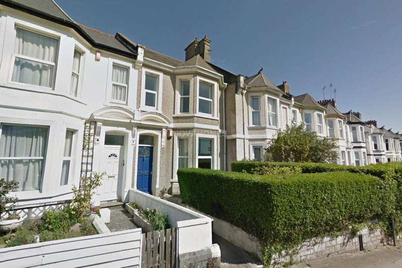 1 Bedroom Flat for sale in Saltash Road, Keyham, PL2 2BB