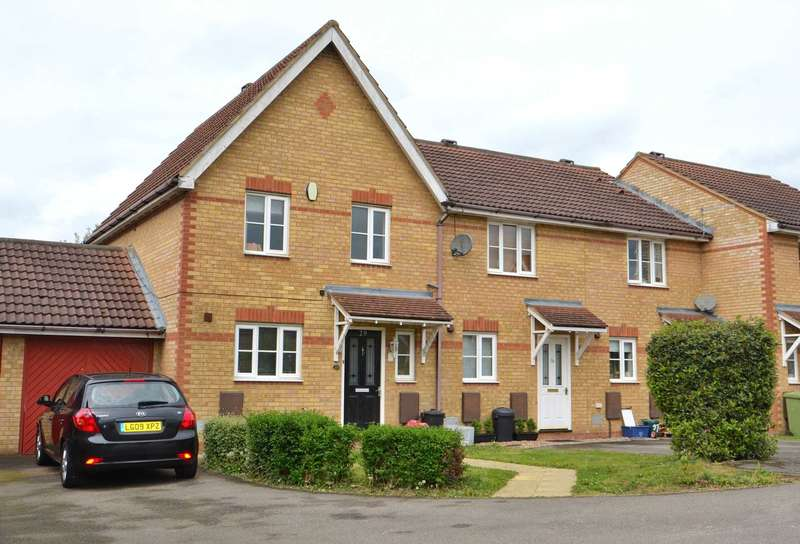 3 Bedrooms End Of Terrace House for sale in Bardsey Court, Monkston