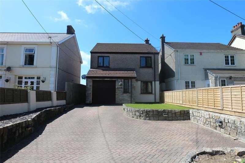 3 Bedrooms Detached House for sale in Wall Road, Gwinear, Hayle