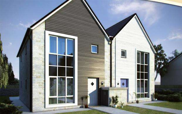 3 Bedrooms Terraced House for sale in Foundry Close, Hidderley Park, Camborne, Cornwall