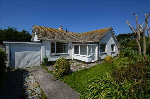 3 Bedrooms Detached Bungalow for sale in Hendra Vean, Carbis Bay, St. Ives, Cornwall