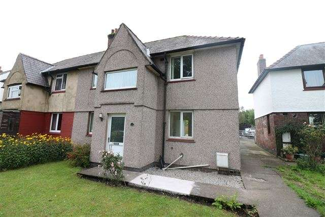3 Bedrooms Semi Detached House for sale in Bousteads Grassing, Carlisle, Cumbria, CA2 5LQ