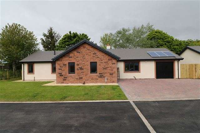 3 Bedrooms Bungalow for sale in Smithfield, Kirklinton, Carlisle, Cumbria, CA6 6BP
