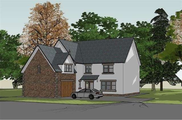 4 Bedrooms Detached House for sale in The Croftlands, Heads Nook, Brampton, Cumbria, CA8 9AF