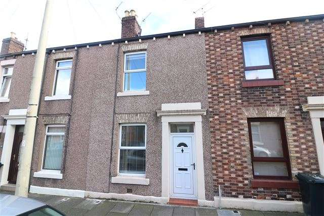 2 Bedrooms Terraced House for sale in Westmorland Street, Carlisle, Cumbria, CA2 5HN