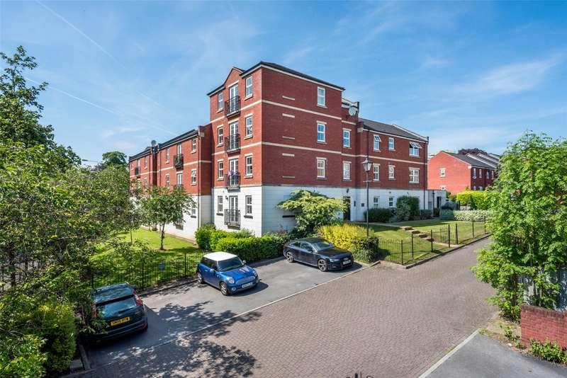 1 Bedroom Flat for sale in Oldfield Court, Leeds, West Yorkshire, LS7