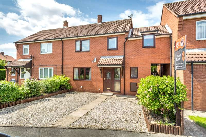 3 Bedrooms Link Detached House for sale in Lowfield Road, Barlby, Selby, YO8