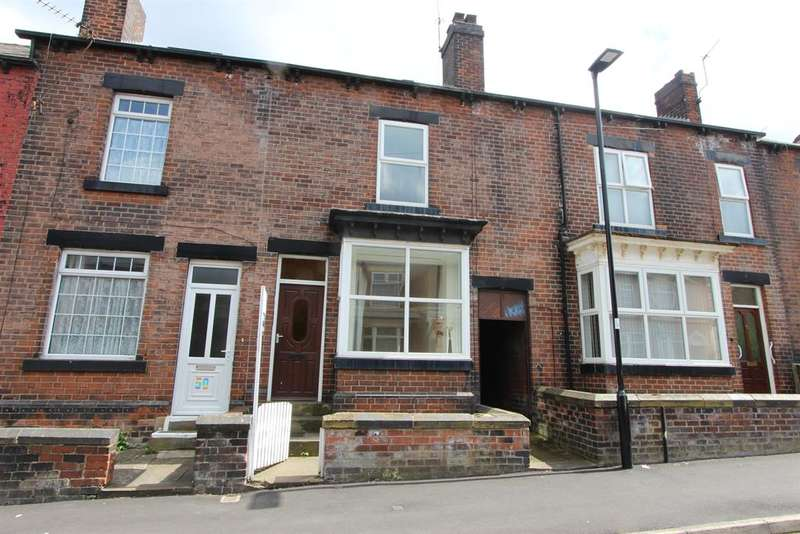 4 Bedrooms Terraced House for sale in Clipstone Road, Darnall, Sheffield, S9 5ET