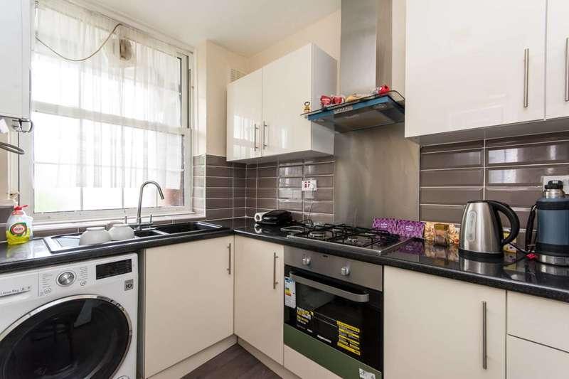 2 Bedrooms Flat for sale in Becklow Gardens, Shepherd's Bush, W12