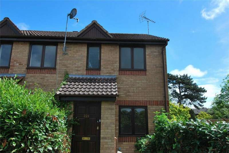 2 Bedrooms End Of Terrace House for sale in The Mallards, Leominster, Herefordshire