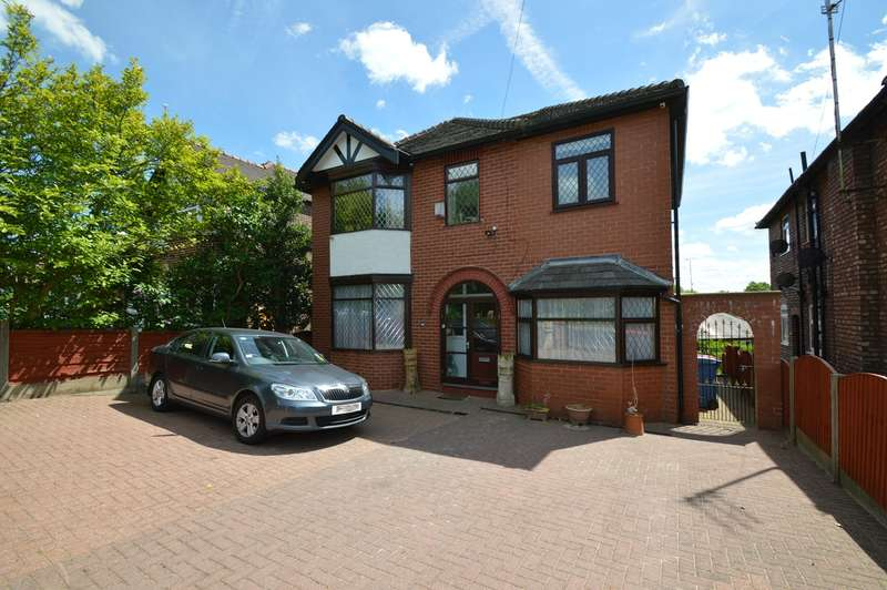 4 Bedrooms Detached House for sale in Moor Lane, Salford, M7