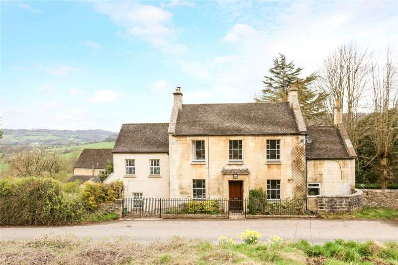 4 Bedrooms Detached House for sale in Jacks Green, Sheepscombe, Stroud, Gloucestershire, GL6