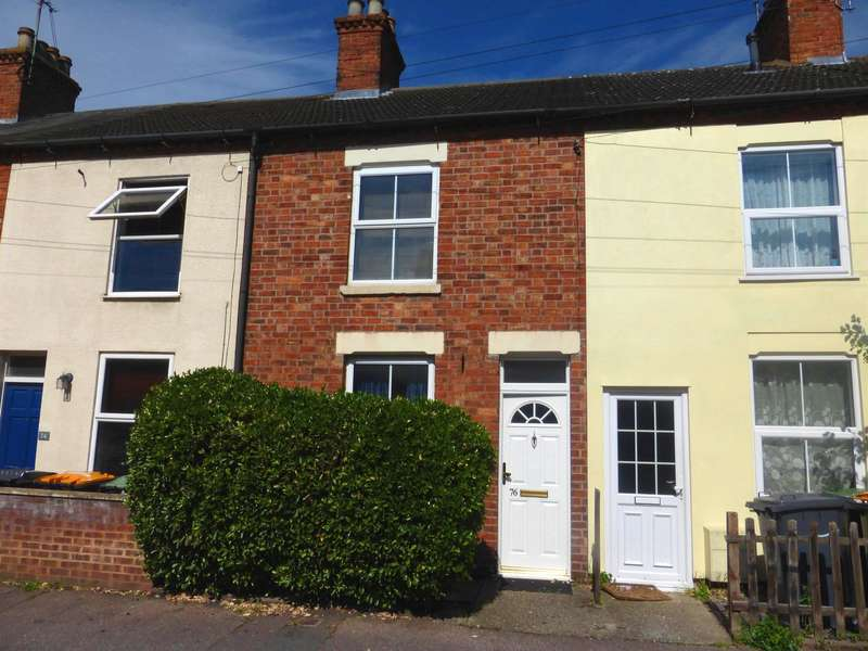 2 Bedrooms Terraced House for sale in Margetts Road, Kempston, Bedford, MK42