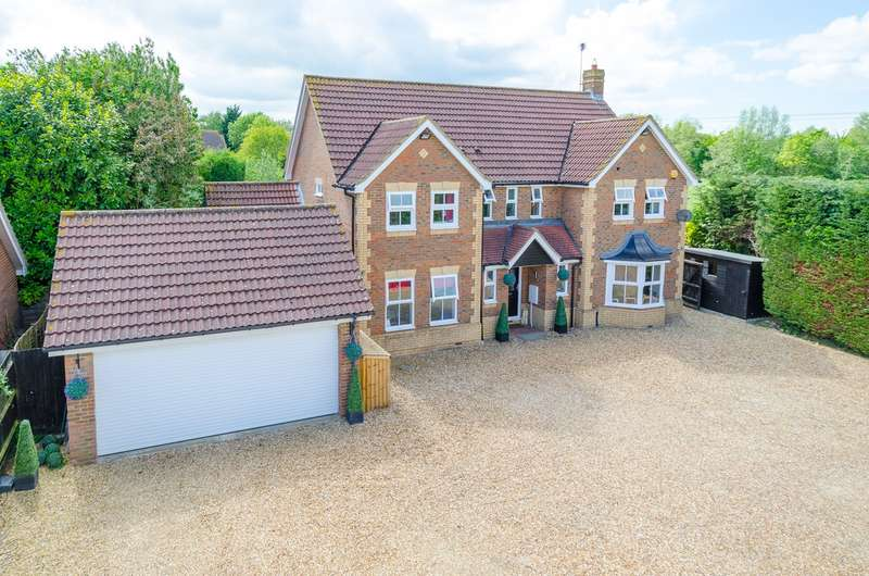 4 Bedrooms Detached House for sale in The Moor, Melbourn, Melbourn, SG8