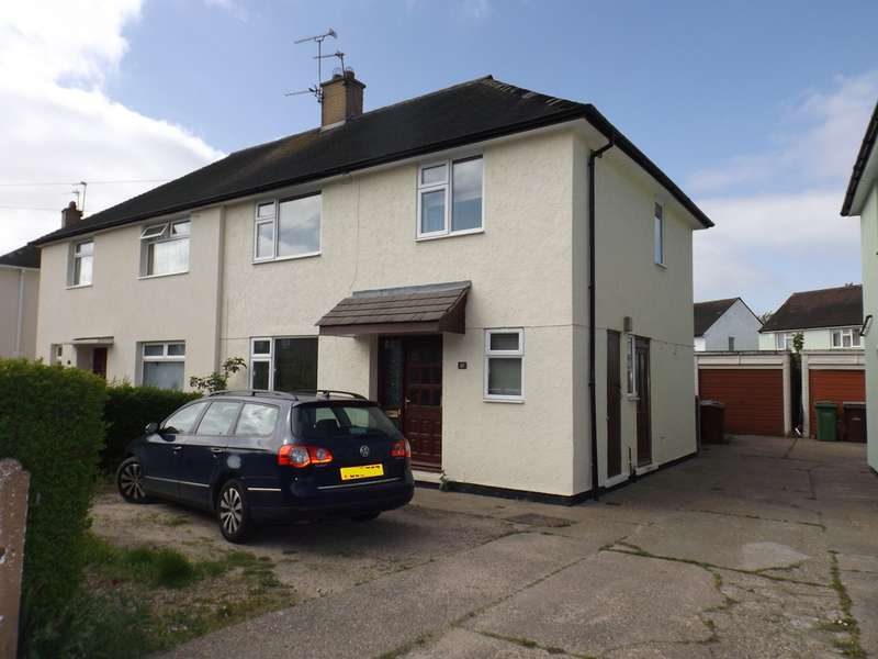 3 Bedrooms Semi Detached House for sale in Brandish Crescent, Clifton