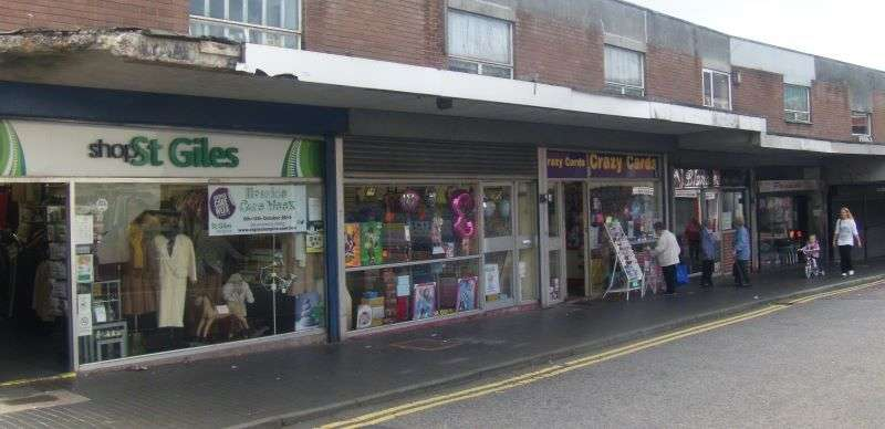 Shop Commercial for rent in UNION STREET