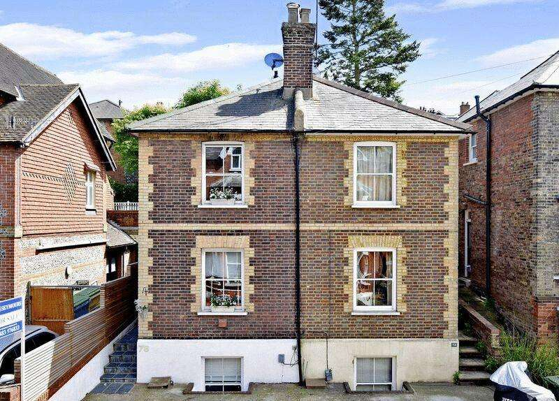 4 Bedrooms Semi Detached House for sale in Guildford Town Centre