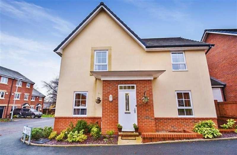 4 Bedrooms Detached House for sale in Sillavan Close, Swinton
