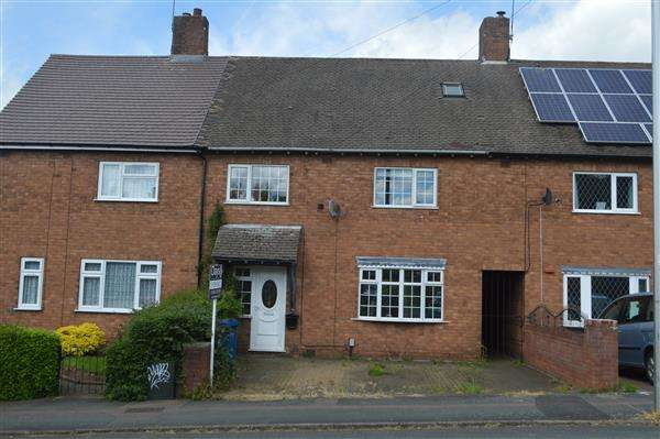 5 Bedrooms Terraced House for sale in St Michael Road, Lichfield