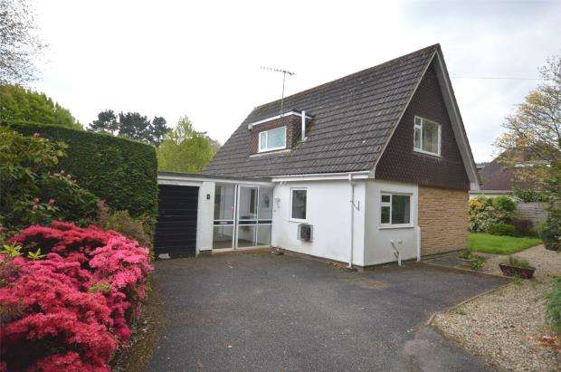 3 Bedrooms Detached House for sale in Broadway, Sidmouth, Devon