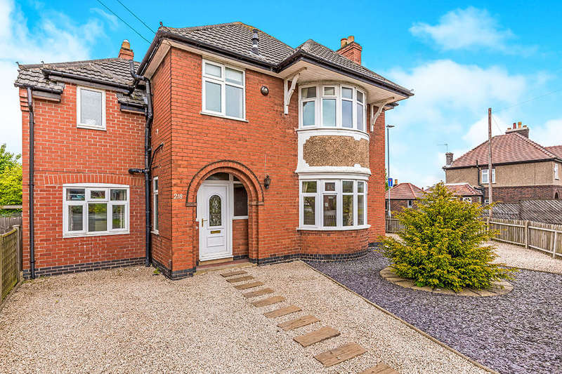 4 Bedrooms Detached House for sale in Melbourne Road, Ibstock, LE67